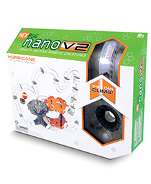 Hexbug Nano V2 Hurricane - 51 Pieces