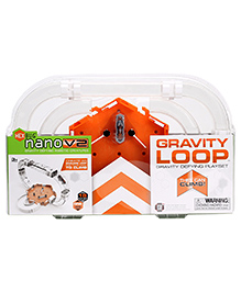 HexBug Nano V2 Gravity Loop - 18 Pieces