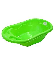 Sunbaby Bath Tub Fish Design - Green
