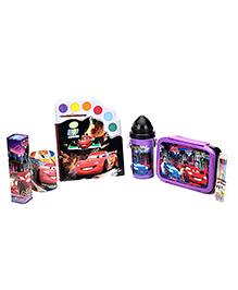 Disney Pixar Cars School Kit Pack Of 6