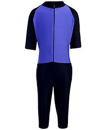 Bosky Full Swim Suit - Blue