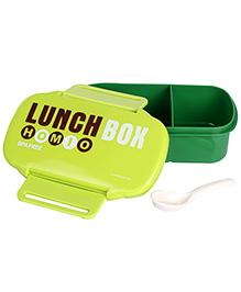 Airtight Microwave Lunch Box - Green