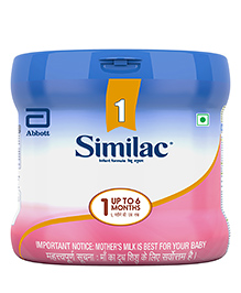 Similac Infant Formula Stage 1 - 400 gm