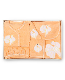 Child World Baby Gift Set - Peach