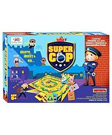 Happy Kidz Super Cop Board Game Fun Games