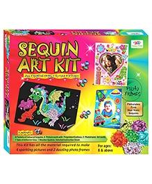 Happy Kidz Sequin Art Kit
