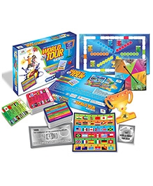 Happy Kidz World Tour The Quiz Game