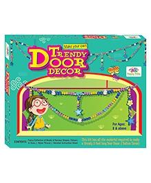 Happy Kidz Make Your Own Trendy Door Decor Art And Craft Kit