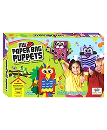 Happy Kidz My Paper Bag Puppets