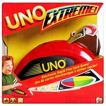 Mattel - Uno Electronic Rapid Fire Card Game