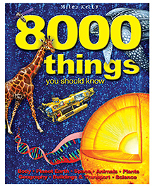 8000 Things You Should Know - English