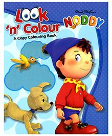 Noddy A Copy Colouring Book - English