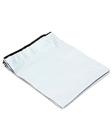 DOMKINPPY Biodegradable Disposable Bags - Pack Of 15