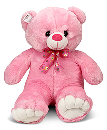 Dimpy Stuff Bear Soft Toy Dark Pink - 29 Inches