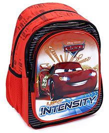 Disney Pixar Cars School Bag 14 Inches - Red