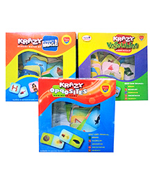 Krazy Combo Game -Set Of 14 Cards