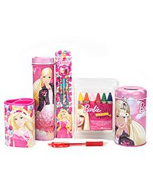 Barbie School Kit Pink - Pack of 6