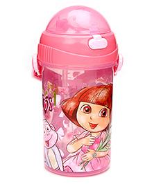 Dora The Explorer Sipper Bottle Pink - 500 ml