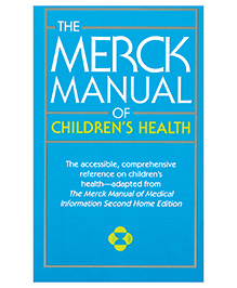 The Merck Manual Of Children Health - English