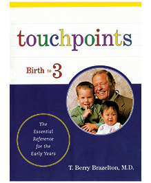Touch Points Birth To 3 - English