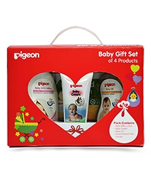 Pigeon Baby Gift Set of 4 Products