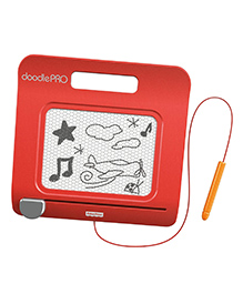 Fisher Price Doodle Pro Trip - Red