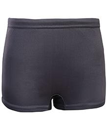 Bosky Swimwear Solid Colour Trunks - Grey