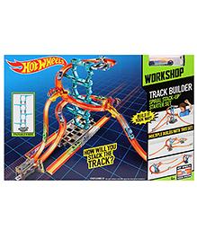 Hotwheels Track Builder Spiral Stack-Up Starter Set