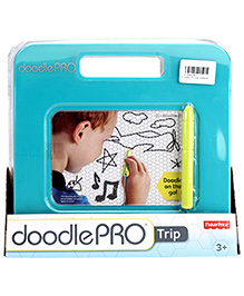 Fisher Price Doodle Pro Trip - Blue