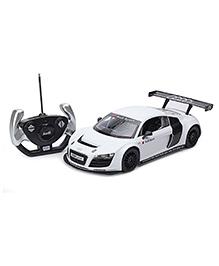 Rastar Remote Control Car Audi R8 - White