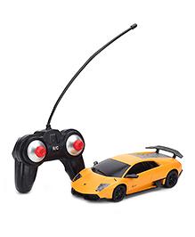 MZ Remote Controlled Lamborghini LP670 Car - Orange