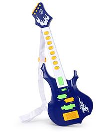 Mitashi Sky Kidz Rock Star Guitar - Blue And White
