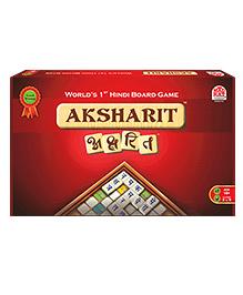 MadRat Aksharit Worlds 1st Hindi Board Game