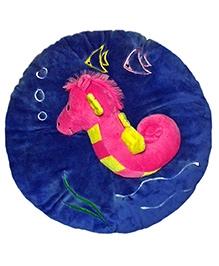 Soft Buddies Cushion Sea Playtoy Blue - Height 13 Inches