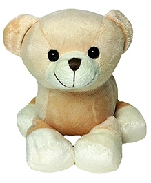 Soft Buddies Animal With Loose Leg Bear Beige - Height 7 Inches