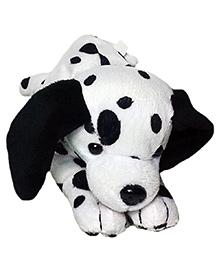 Soft Buddies Bean Animal Dalmatian - White And Black