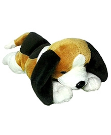 Soft Buddies Bean Animal Soft Toy - Brown