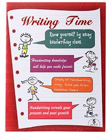 Blue Orange Publications Cursive Writing Book 5 - English