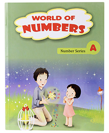 Blue Orange Publications World Of Numbers A - English