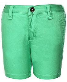 Gini & Jony Bermuda Shorts - Green