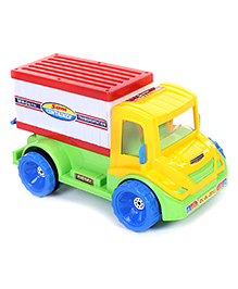 Luvely Sam Container Toy - Multicolour