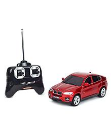 Gokai Remote Control Car BMW X6 - Red