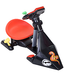 Winfun Power Driver Action Wheel - Red And Black