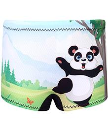 Champ Swim Truck Panda Graphic Multicolor