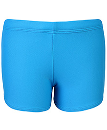Freestyle Solid Swim Trunk - Blue