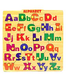 Chhota Bheem Wooden Square Alphabet Puzzle