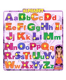 Prasima Toys Wooden Square Alphabet Puzzle
