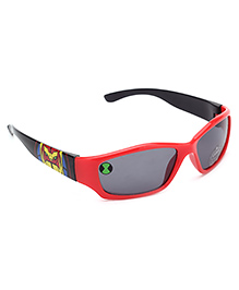 Ben 10 Kids Sunglasses UV 400 Protected - Red And Black