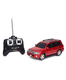 Gokai Remote Control Toyota Land Cruiser - Red