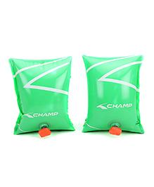 Champ Swim Arm Bands Medium - Green